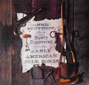 Jimmie Driftwood - Sings Newly Discovered American Folk Songs (1958) & The Wilderness Road (1959) {OMNI-174 rel 2013}