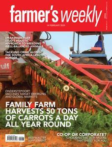 Farmer's Weekly - 14 February 2020