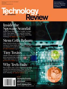 MIT Technology Review: June 2006