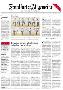 Frankfurter Allgemeine Zeitung - 29 Juni 2020