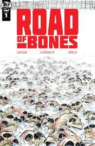 Road of Bones 001 2019 Digital Mephisto