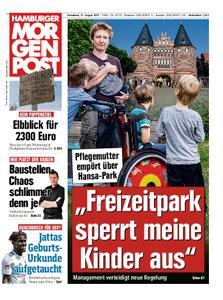 Hamburger Morgenpost – 31. August 2019