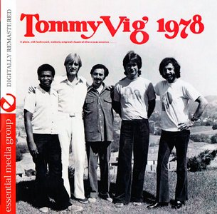 Tommy Vig - 1978 {2011 Essential Media Group Digitally Remastered} (featuring Don Ellis)