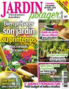 Jardin Potager Facile – mars 2019