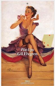 Pin-Ups Gil Elvgren - 2013 Taschen Calendar