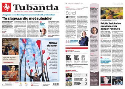 Tubantia - Enschede – 18 oktober 2018