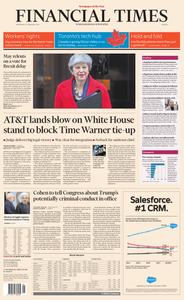 Financial Times Europe – 27 February 2019