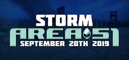 Storm Area 51: September 20th 2019 (2019)