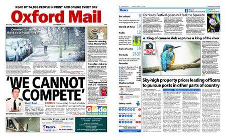 Oxford Mail – March 01, 2018
