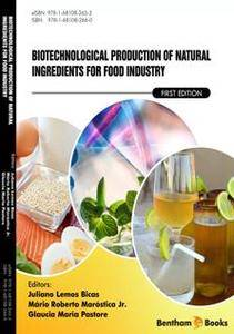 Biotechnological Production of Natural Ingredients for Food Industry