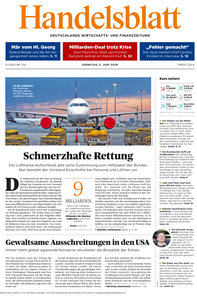 Handelsblatt - 02. Juni 2020