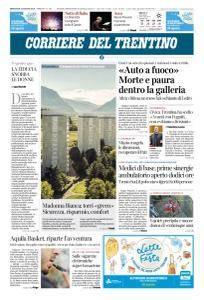 Corriere del Trentino - 22 Agosto 2018