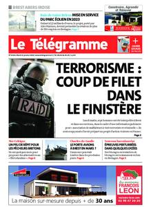 Le Télégramme Brest Abers Iroise – 21 janvier 2020