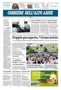 Corriere dell'Alto Adige – 21 settembre 2019