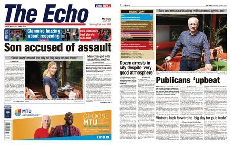 Evening Echo – June 07, 2021
