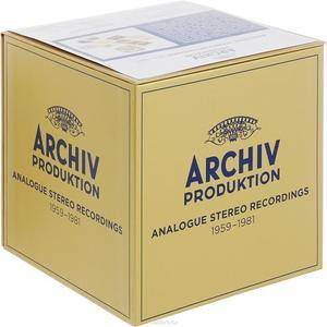 VA - Archiv Produktion: Analogue Stereo Recordings 1959-1981 (2016) (50 CDs Box Set)