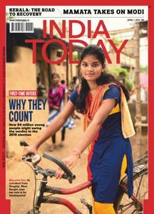 India Today - April 01, 2019