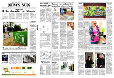 Lake County News-Sun – March 30, 2020