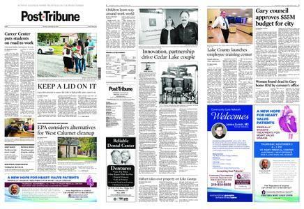 Post-Tribune – October 22, 2017