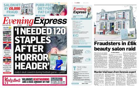 Evening Express – April 12, 2019