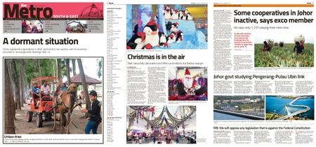 The Star Malaysia - Metro South & East – 04 December 2018