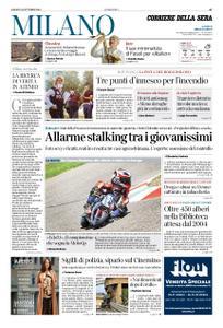 Corriere della Sera Milano – 20 ottobre 2018
