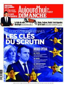Aujourd'hui en France – 26 mai 2019