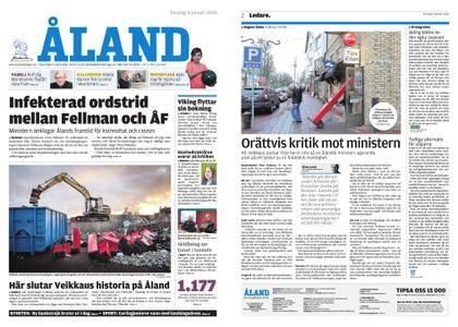 Ålandstidningen – 04 januari 2018