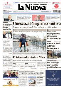 La Nuova Venezia - 24 Gennaio 2017