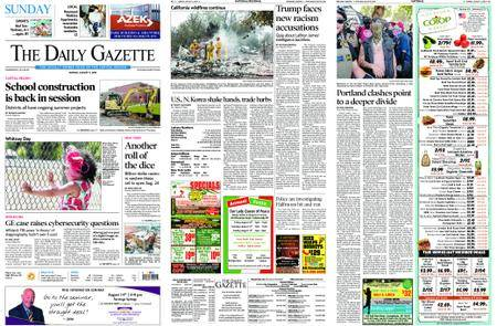 The Daily Gazette – August 05, 2018