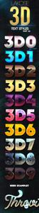 GraphicRiver - Lakose 3D Text Styles Part 45 23661732