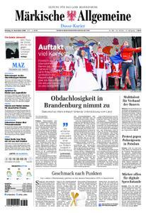 Märkische Allgemeine Dosse Kurier - 12. November 2018