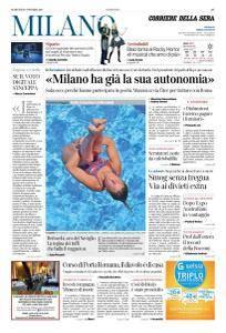 Corriere della Sera Milano - 24 Ottobre 2017