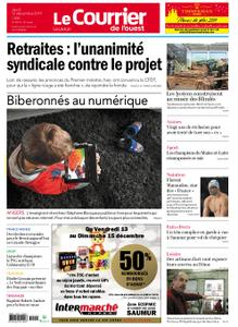 Le Courrier de l'Ouest Saumur – 12 décembre 2019