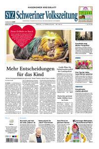 Schweriner Volkszeitung Hagenower Kreisblatt - 14. Februar 2020