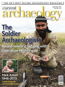 Current Archaeology - Issue 282