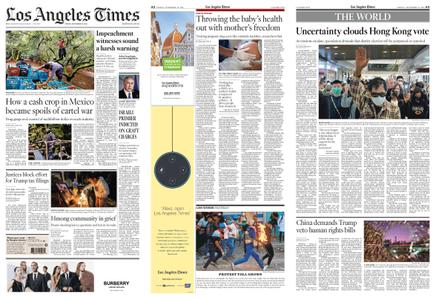 Los Angeles Times – November 22, 2019