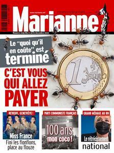 Marianne - 11 Décembre 2020