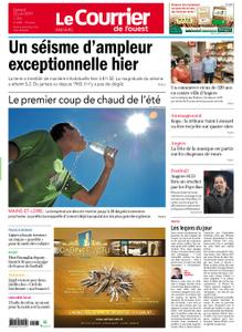 Le Courrier de l'Ouest Angers – 22 juin 2019