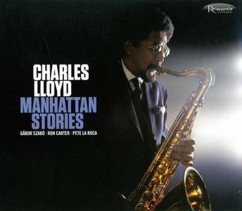 Charles Lloyd - Manhattan Stories (1965) {2CD Resonance Records HCD-2016 rel 2014}