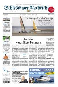 Schleswiger Nachrichten - 28. März 2018