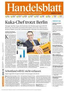 Handelsblatt - 30. Juni 2016