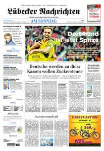 Lübecker Nachrichten Ostholstein Süd - 30. September 2018