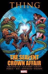 Thing The Serpent Crown Affair, 2012 05 09 TPB digital Glorith HD