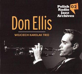 Don Ellis - Don Ellis & Wojciech Karolak Trio (1962) {Polish RJ Archives PRCD 1590 rel 2013}