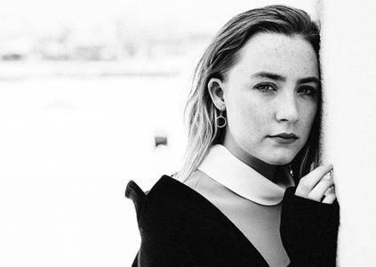 Saoirse Ronan by Rich Gilligan for Cara Magazine October 2015
