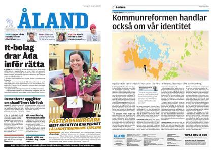 Ålandstidningen – 05 mars 2019