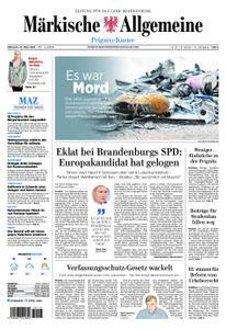 Märkische Allgemeine Prignitz Kurier - 27. März 2019
