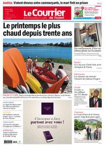 Le Courrier de l'Ouest Angers – 07 juin 2020