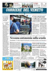 Corriere del Veneto Vicenza e Bassano – 20 luglio 2019
